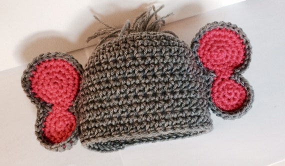 Elephant Ear Crochet Tutorial - YouTube | 332x570
