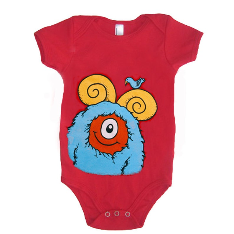 9c4192be218d Cute onesie baby jumper Baby Monster Onesie great gift