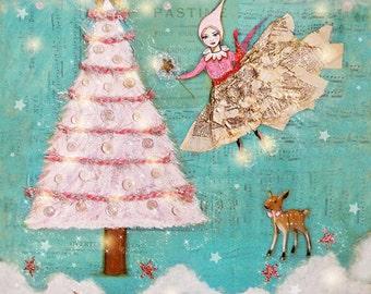 The Magic of Christmas, Sugar Plum Fairy - Print