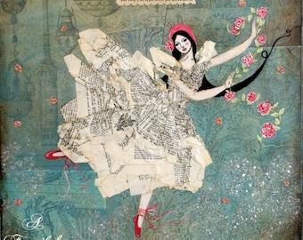 Ballet Flower Song
