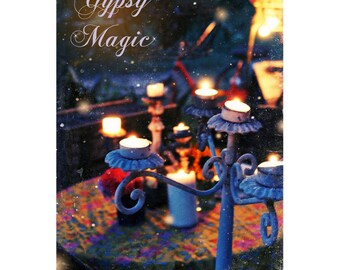 Gypsy Magic - 5 Postcard Set
