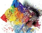 Vegan 10 Jars You Choose the Colors Mineral Makeup Kit