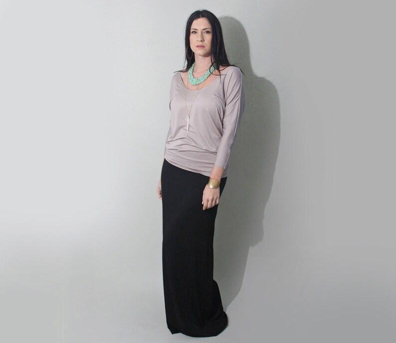 baff48495fcbd Maxi Skirt Long Maxi Skirt Women's Tall Petite Length   Etsy