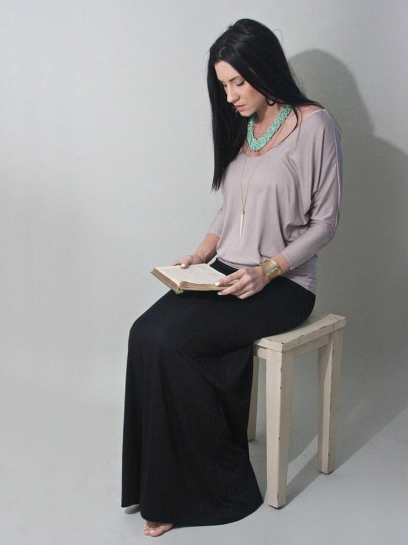 08e5f338e4 Maxi Skirt Long Length Women's Maxi Skirts Tall or | Etsy