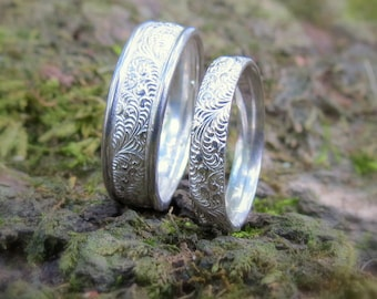 Custom set for Jared with Engraving