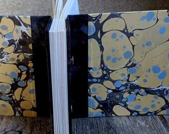 SALE + Free Shipping -- Handbound album, post bound
