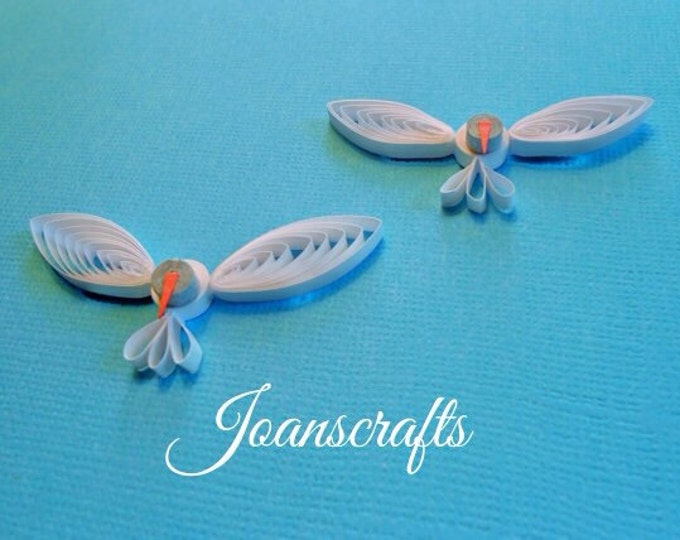 Quilled Seagulls