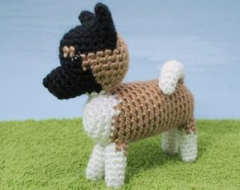 Crochet Basset Hound | Crochet dog patterns, Crochet, Crochet crafts | 270x340