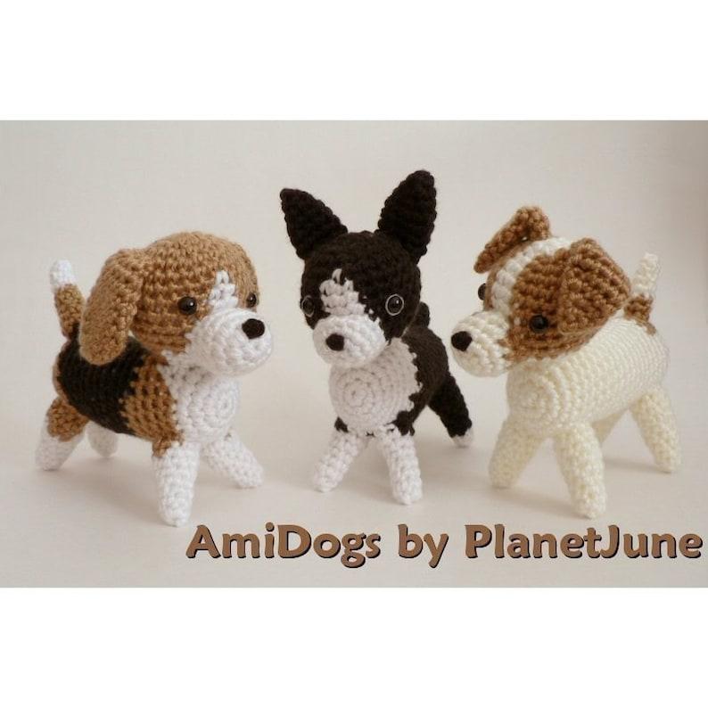 7bccd4d9e60 PDF Special Deal AmiDogs Set 2 Boston Terrier Jack