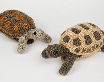 Tortoise amigurumi CROCHET PATTERN digital PDF file download