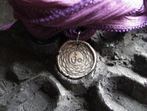 Chakra Wrap Bracelet/Anklet - Crown