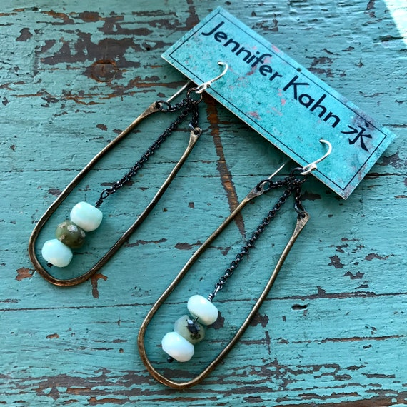 Hestia Earrings - Medium