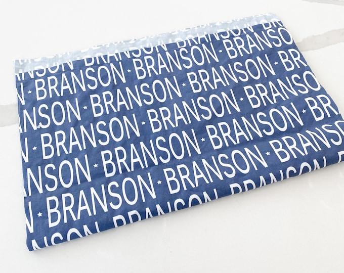 BRANSON  ICKY Bag dark blue extra discounted item PETUNIAS by Kelly