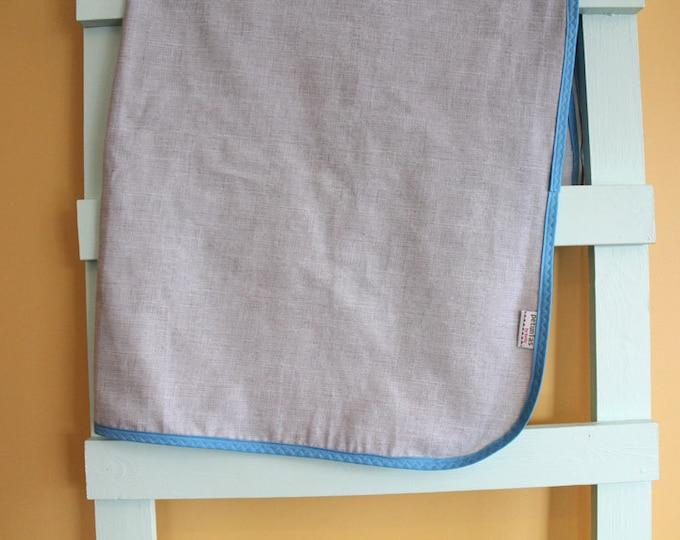 SALE Flannel swaddle baby blanket newborn wrap PETUNIAS newborn hipster modern baby shower gift photo prop wrap cotton girl boy nuetral