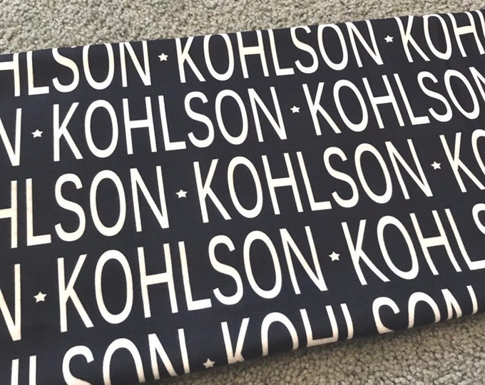KOHLSON fleece baby blanket EXTRA discounted item PETUNIAS by Kelly