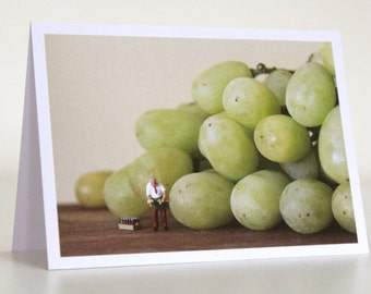 050 - straight from the source - greeting card