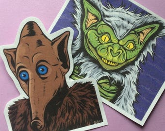 Hobgoblins and Trumpy Sticker Pack