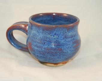 Purple and Blue Mug