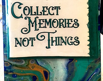 Collect Memories - Polymer Clay Fusion PA8169