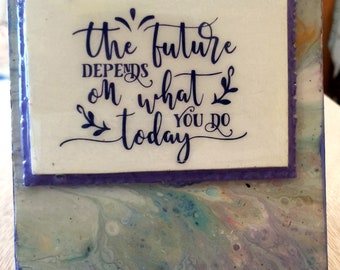 The Future Depends - Polymer Clay Fusion PA8166