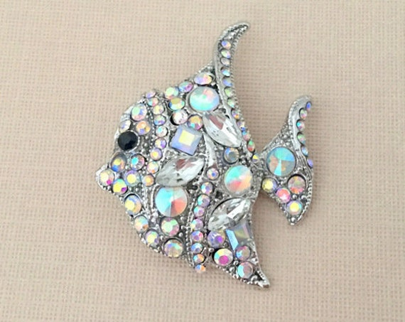 Silver Fish Embellishment.DIY supplies