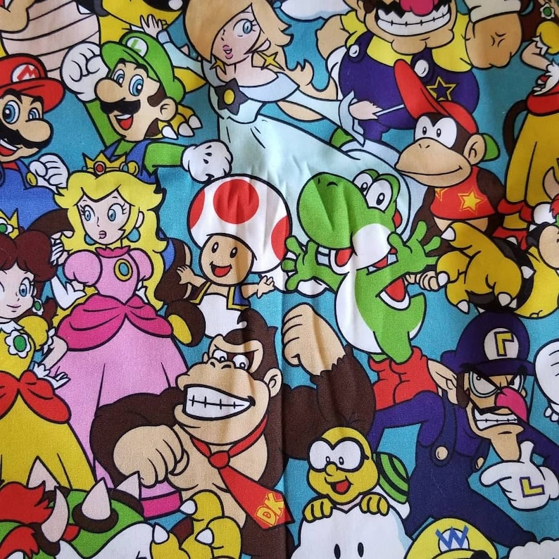 Classic Gamers face coverings