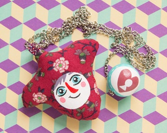 Acorn Pupo necklace