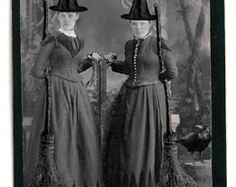 Double Trouble witches download