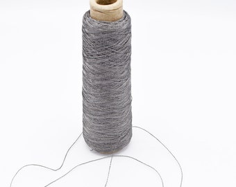 CLEARANCE - Conductive Yarn for Smart Phones, Tablets, and Costumes - Order by the Yard