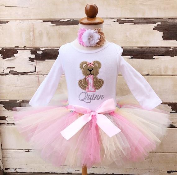 5191975e3 Teddy Bear Tutu Outfit