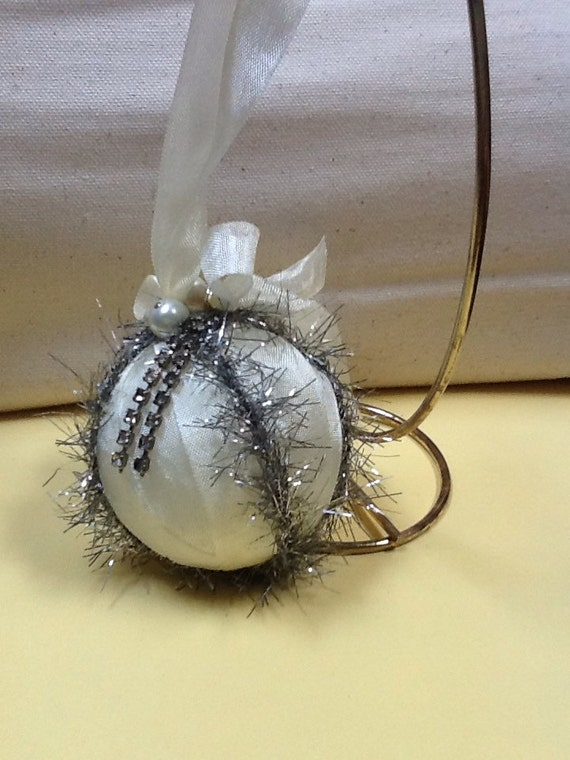 image 0 - Handmade Shabby Chic Christmas Decorations