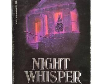1987 Night Whisper thriller paperback