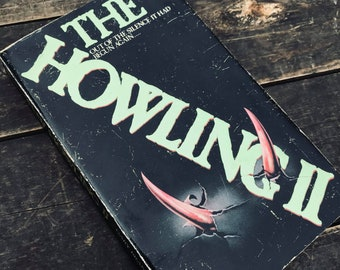 1978 The Howling II paperback