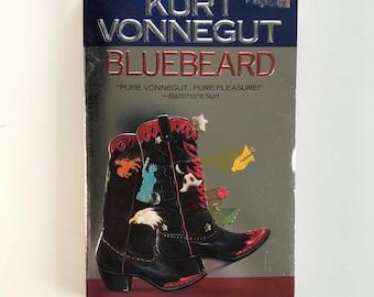 1988 Bluebeard paperback