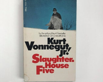 1976 Slaughterhouse Five paperback