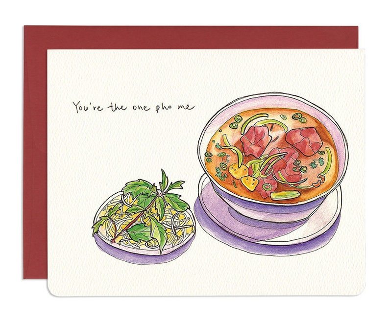 You're the One Pho Me Card image 0