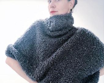 NEW Design! Made to Measure Handmade diagonal sweater