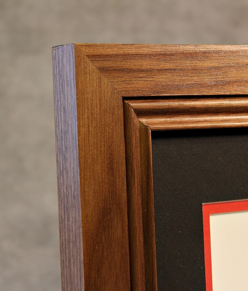 Walnut Diploma Frame perfect in any office or home office. image 0