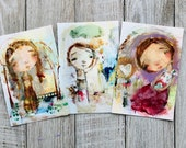 True Nature - postcard set of 3