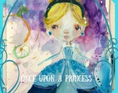 Once Upon a Princess - online journaling class