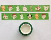 Holiday Fun - washi tape 25mm