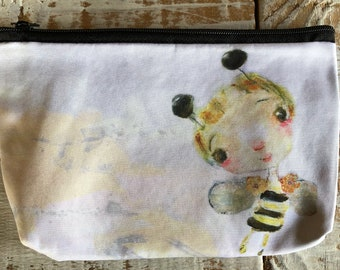 Baby Bee - pouch
