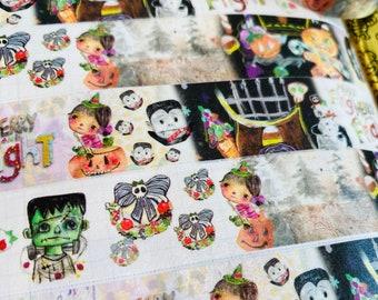Merry & Fright -Halloween 20mm Washi Tape