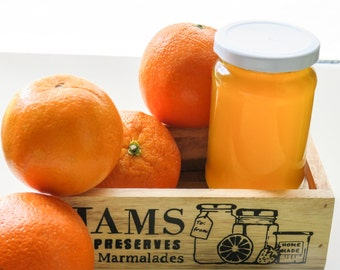 No Bits Orange Jelly Marmalade, No Peel Marmalade, Clear Marmalade, Seville Orange Marmalade, Shredless