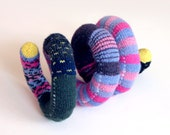 Soft knitted Spiral