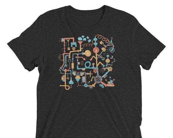 Pipe Dreams - Short sleeve t-shirt
