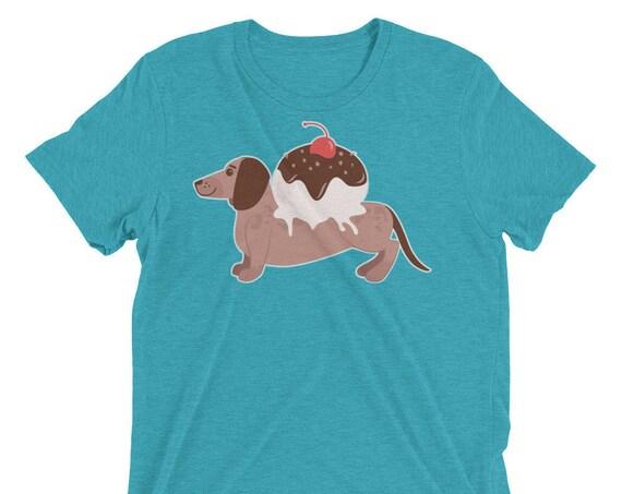 Dachsundae - Short sleeve t-shirt