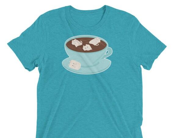 Marshmeowlows - Short sleeve t-shirt