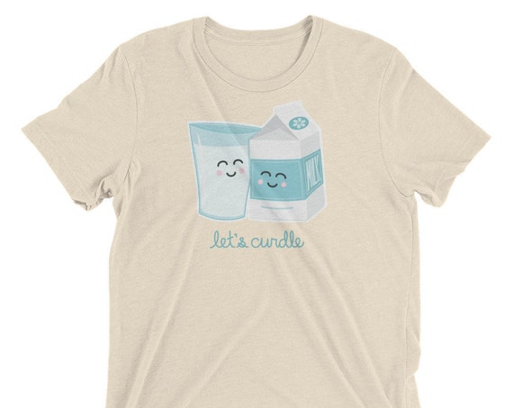 Let's Curdle - Short sleeve t-shirt