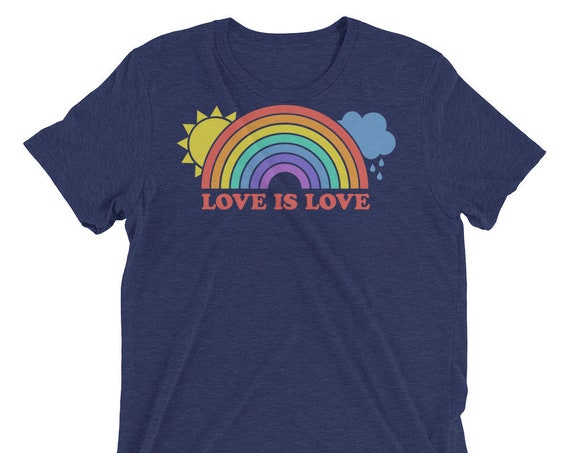 Love is Love - Short sleeve t-shirt